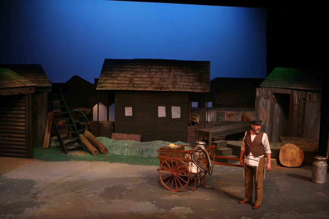 Photo of Tevye