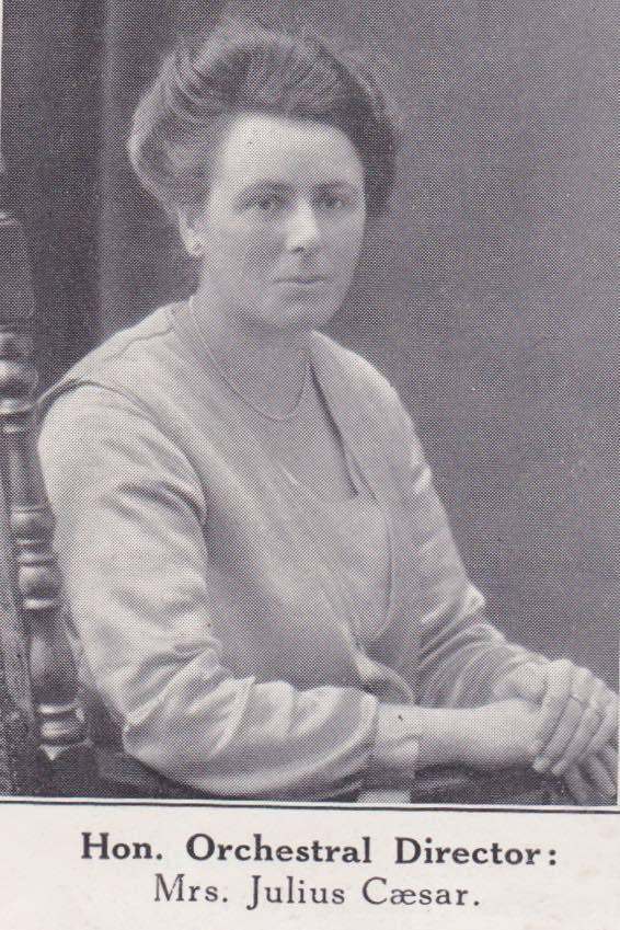 Photo of Mrs Caesar