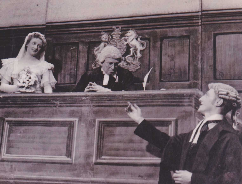 Photo of Judge